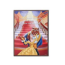 image of Disney Beauty and the Beast Mini Wall Art