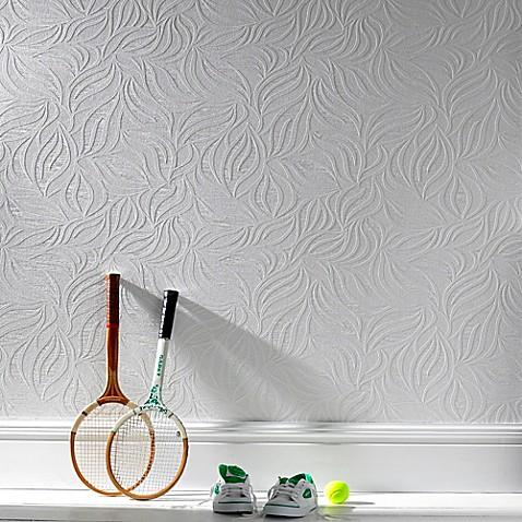Graham U0026 Brown Eden Paintable Wallpaper