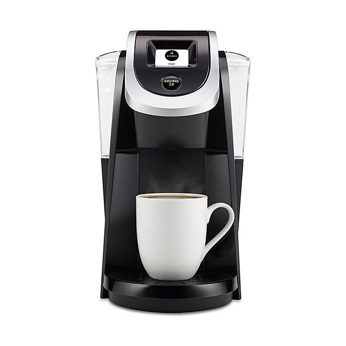 Keurig 2 0 K250 Plus Series Coffee Brewing System Bed Bath Beyond