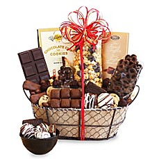 image of California Delicious Chocolate Delights Gift Basket