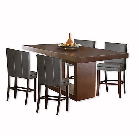 Steve Silver Co Antonio Counter Height Dining Table In