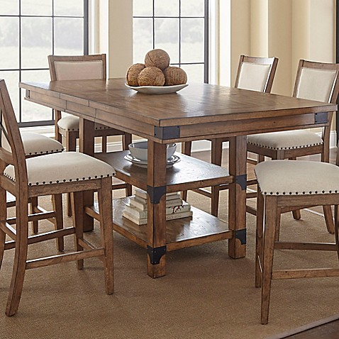 Steve Silver Co Britta Counter Height Dining Table In