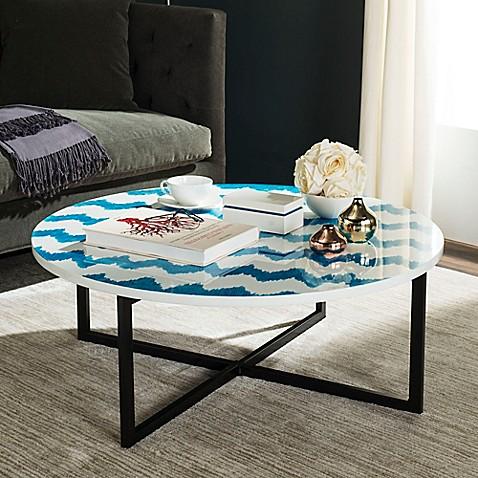 Safavieh Cheyenne Coffee Table Bed Bath Amp Beyond