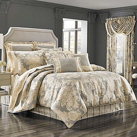 j queen new rialto comforter set