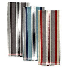 image of ED Ellen DeGeneres Burlington Plaid Dual Purpose Kitchen Towel