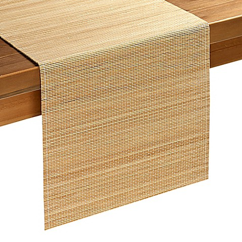 Bamboo Table Runner In Natural Bed Bath Amp Beyond