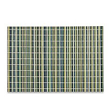 image of Bamboo Placemat in Cool Stripe