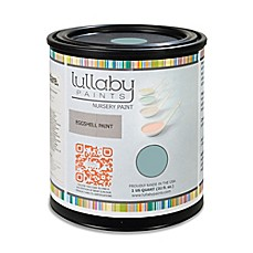image of Lullaby Paints Baby Nursery Wall Paint in Rain Cloud
