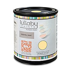 image of Lullaby Paints Baby Nursery Wall Paint in Morning Sunrise