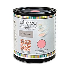 image of Lullaby Paints Baby Nursery Wall Paint in Vintage Pink
