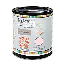image of Lullaby Paints Baby Nursery Wall Paint in Baby Girl