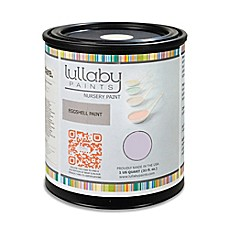 image of Lullaby Paints Baby Nursery Wall Paint in Fresh Violet