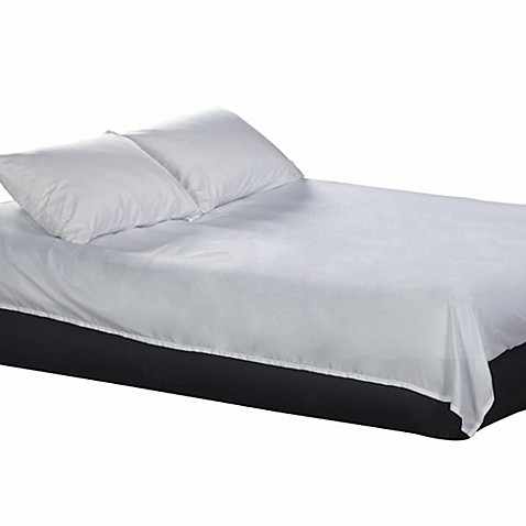 Ez Bed Airbed Microfiber Sheet Set In White Bed Bath