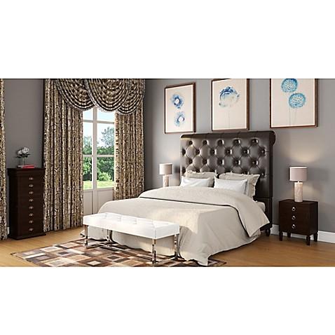 Opulent traditional bedroom bed bath beyond for Opulent bedrooms