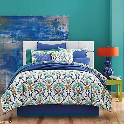 J By J Queen New York Panama Caribbean Comforter Set