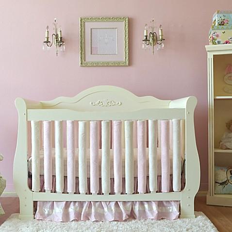 Go Mama Go Designs Crib Bedding Collection In Pink Cream