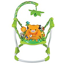 image of Creative Baby Safari Jumper