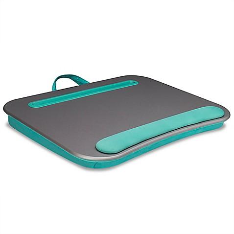 Buy Studio 3b Xl Deluxe Media Lap Desk In Silver Aqua From
