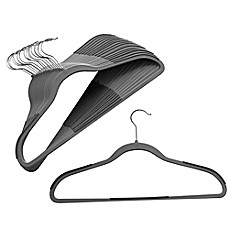 image of Studio 3B™ 40-Count Slim Grip™ Hangers