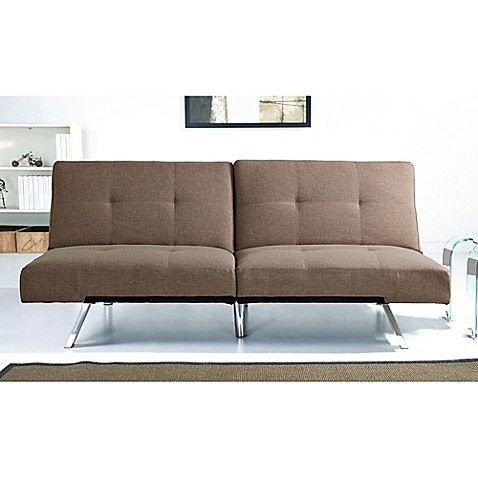 Abbyson Living Aspen Futon Sofa Bed Bath & Beyond