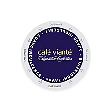 image of 16-Count Cafe Viante® Suave Indulgence Coffee for Single Serve Coffee Makers