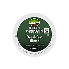 image of Keurig® K-Cup® Pack 48-Count Green Mountain Coffee® Breakfast Blend Value Pack