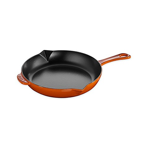 how to clean a cast iron pan burnt on