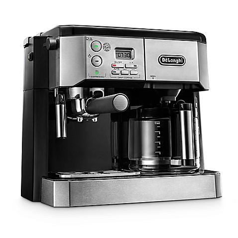 De Longhi Combination Espresso Amp Drip Coffee Machine Bed