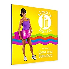 image of Simply Fit Board® Core & Buns DVD