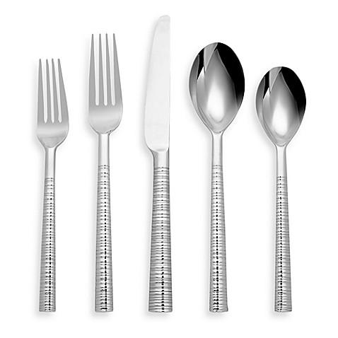 Dansk® Tornada 5-Piece Flatware Place Setting