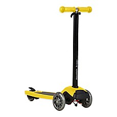 image of Mountain Buggy® freerider™ Stroller Board And Scooter in Yellow