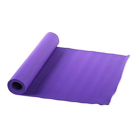 Yoga Mat Bed Bath Amp Beyond