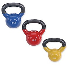 image of Vinyl Coated Kettlebell