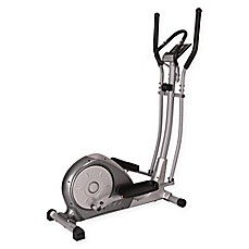 image of Magnetic Elliptical Trainer in Silver