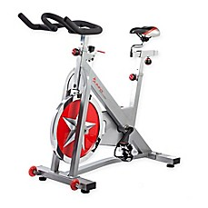 image of pro indoor cycling bike in grey