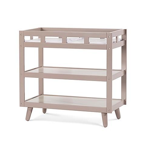 child craft loft changing table in grey bed bath beyond. Black Bedroom Furniture Sets. Home Design Ideas
