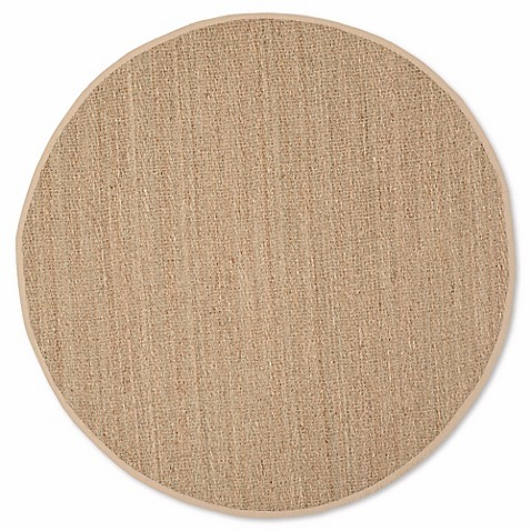 Buy safavieh natural fiber mackenzie 6 foot round area rug for Where to buy round rugs