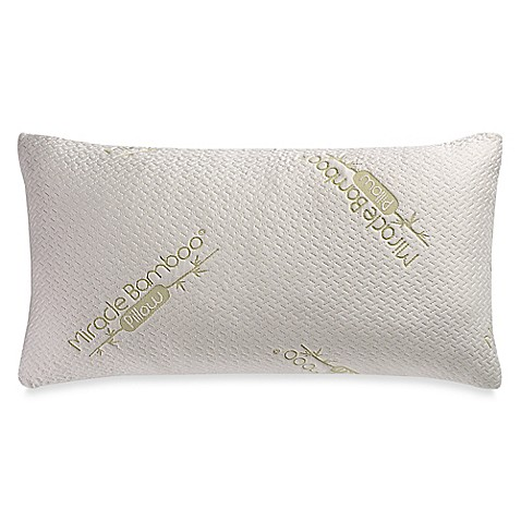 Buy Miracle Deluxe King Pillow From Bed Bath Amp Beyond