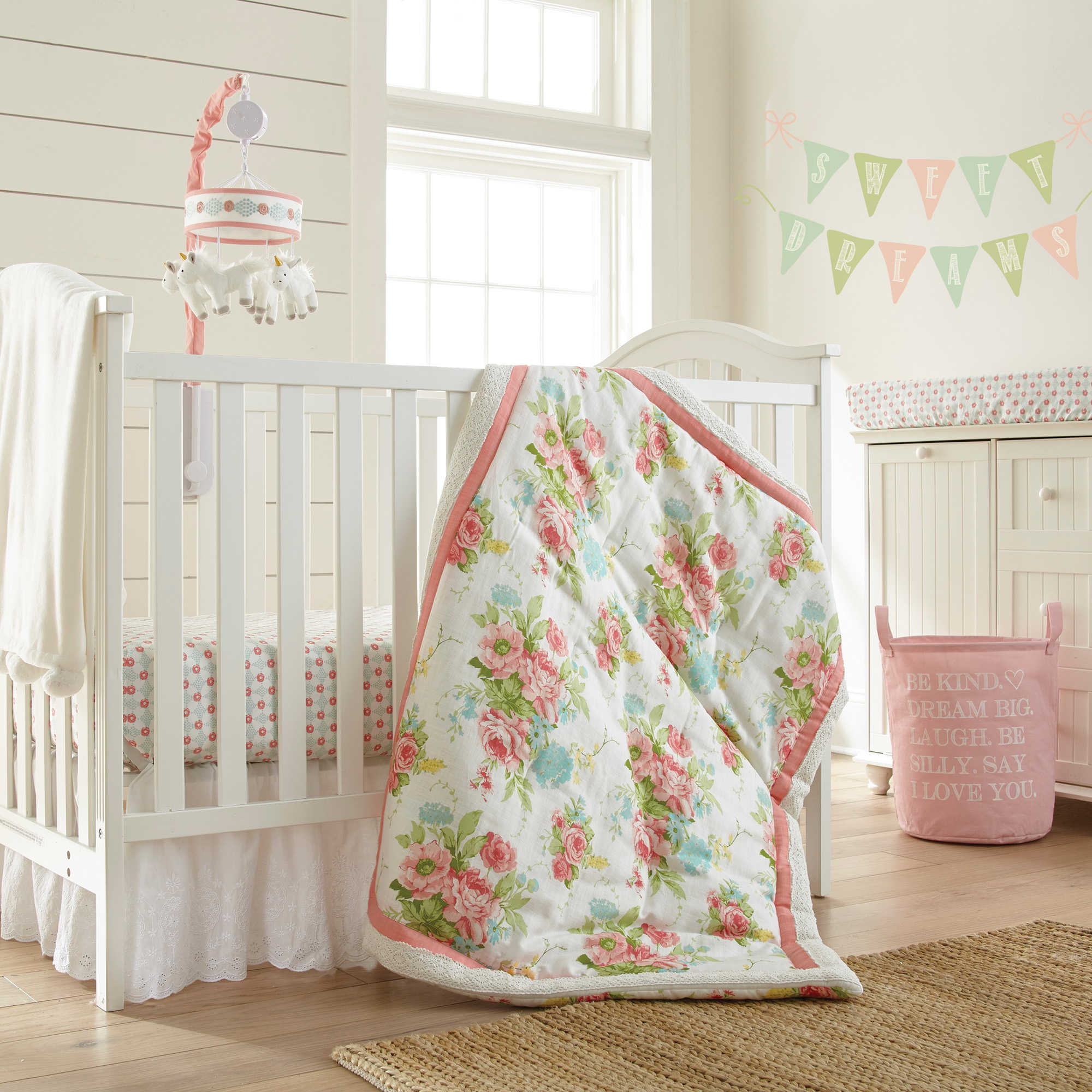 Baby cribs bedding for boys - Image Of Levtex Baby Emma Crib Bedding Collection