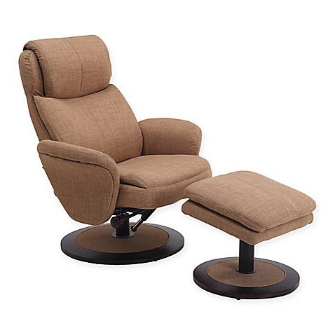 Comfort Chair Swivel Recliner And Ottoman Set Bed Bath