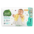 image of Seventh Generation™ 40-Count Free and Clear Stage 1 Chlorine-Free Disposable Diapers