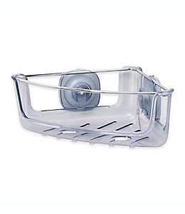 Canastilla plástica de succión Stronghold™ OXO Good Grips® para baño