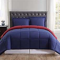 image of Truly Soft Everyday Reversible Comforter Set