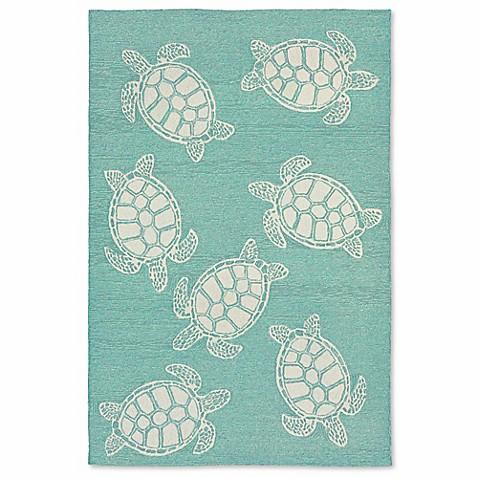 Buy Liora Manne Capri Turtle 7 Foot 6 Inch X 9 Foot 6 Inch