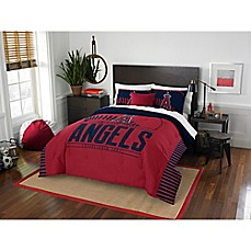 image of MLB Los Angeles Angels Grand Slam Comforter Set