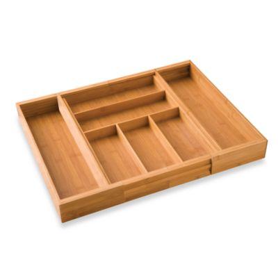 Kitchen Drawer Organizers Dividers Utensil Organizers Bed
