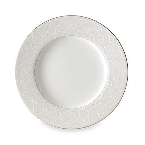 Waterford® Ballet Icing Pearl™ Accent Plate