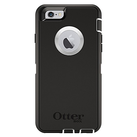 otterbox defender series iphone 6 otterbox defender series for iphone 6 6s in black 17885