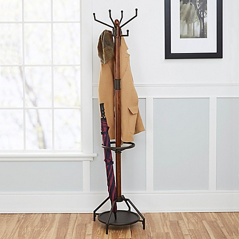 8 Hook Standing Coat Rack Bed Bath Amp Beyond