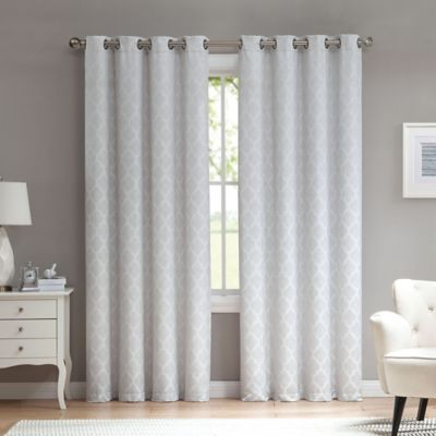 Marrakesh Grommet Top Window Curtain Panel Bed Bath Beyond